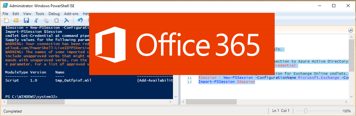 Bulk edit Office 365 UPN – Schimpie net